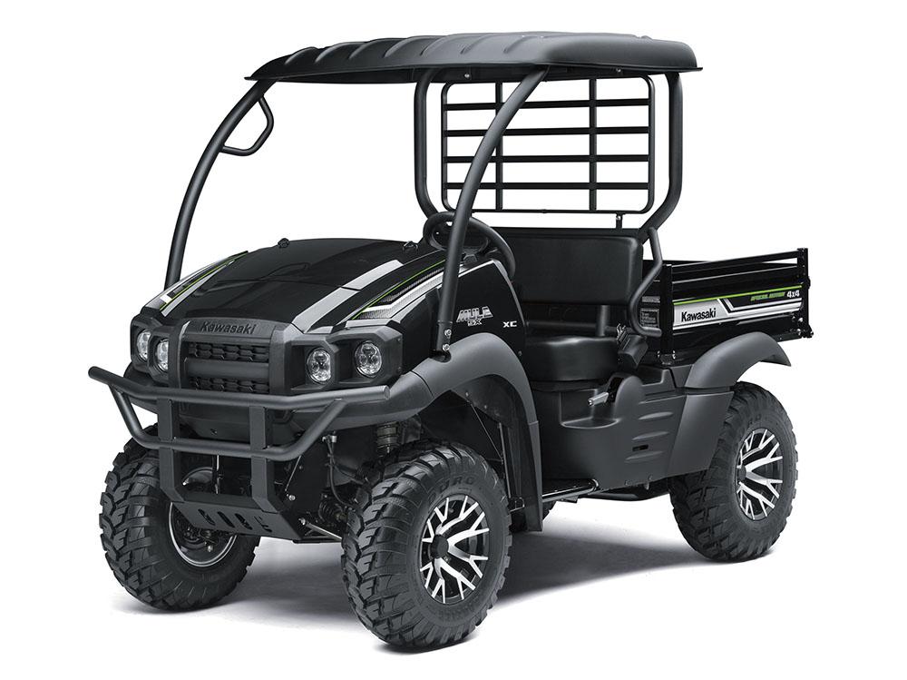 Mule SX 4x4 SE
